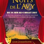 Partenariat de la CESML avec Les nuits de l'Avy