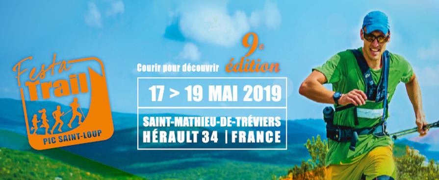 Affiche Festa Trail 2019